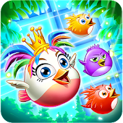 Game Birds Pop Mania: Match 3 Games Free APK for Windows Phone