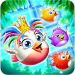 Birds Pop Mania: Match 3 Game Icon
