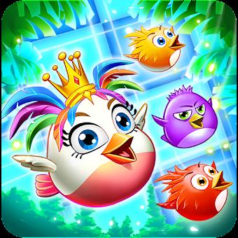 Birds Pop Mania: Match 3 Games Free