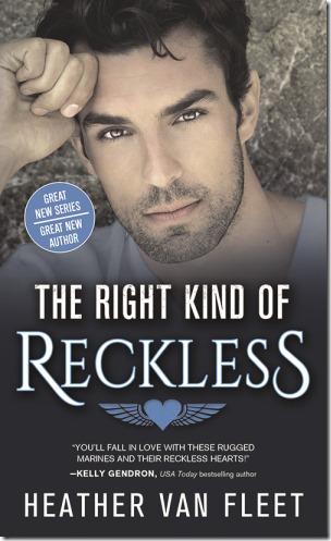 Spotlight: The Right Kind of Reckless (Reckless Hearts #2) by Heather Van Fleet + Teaser and Excerpt | About That Story