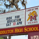 Middleton High School 4th Annual Ride For Education