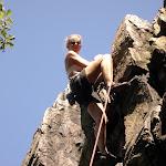 Climbing in Bingen (July 2006)