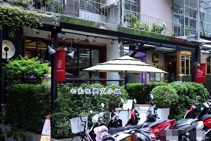 1 米朗琪咖啡館Melange Cafe