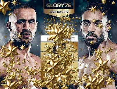 Badr Hari vs Benjamin Adegbuyi - كيفية مشاهدة القتال مباشرة يوم 12/19/2020 من الساعة 9:00 مساءً بتوقيت فرنسا.