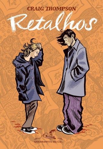 Retalhos - Capa