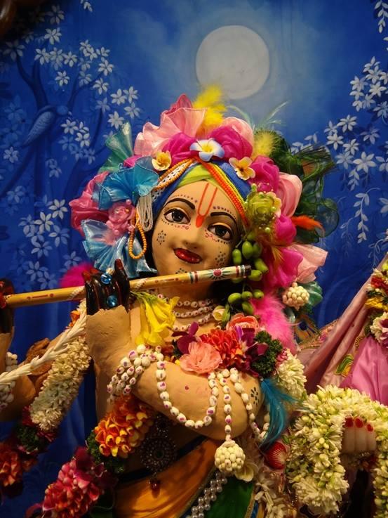 ISKCON Nigdi Deity Darshan 29 May 2016 (2)
