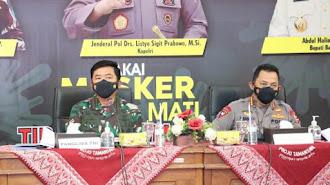 Panglima TNI Minta Danrem-Dandim Beri Paket Obat dan Pantau Pasien COVID-19