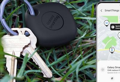 Presentamos el  SmartTag de Samsung