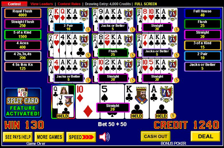 high five casino slots on facebook