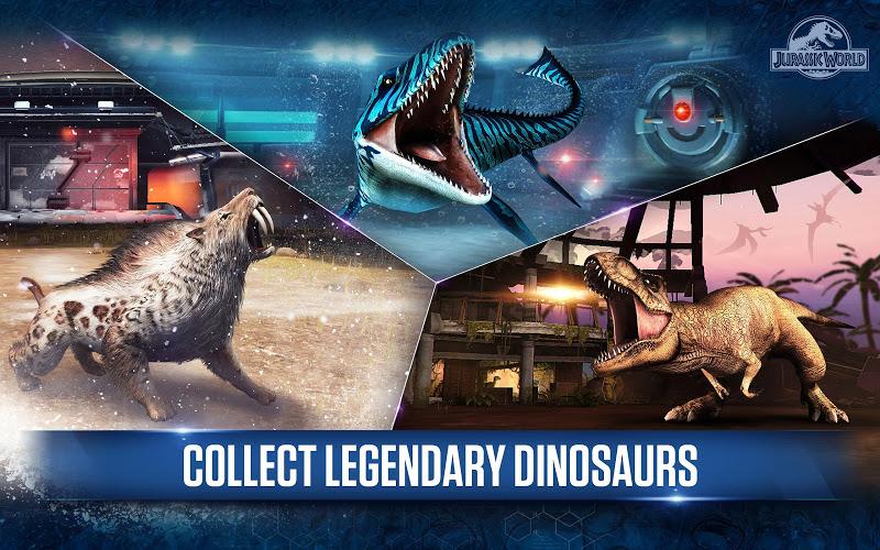 Jurassic World™: The Game Screenshot 6