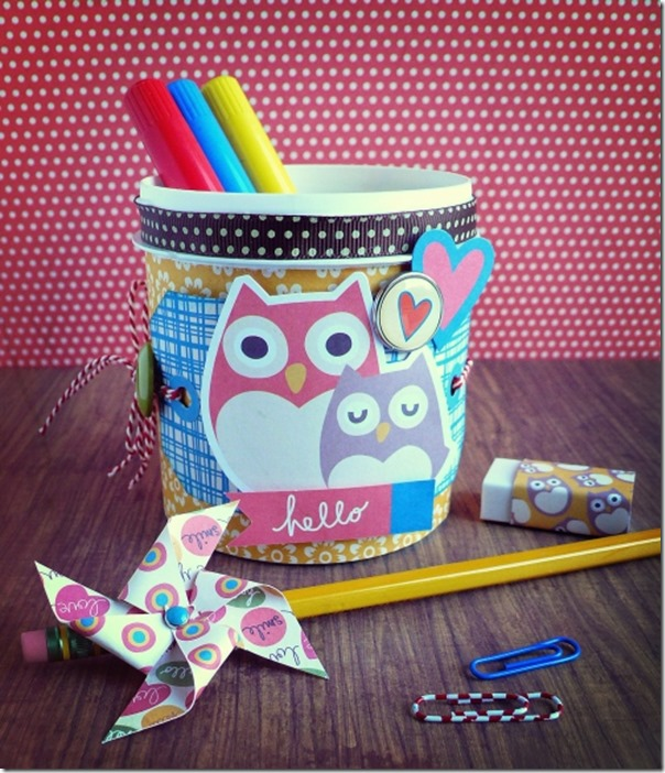 Anna Draicchio - Craft Asylum - school - pencil jar (0)