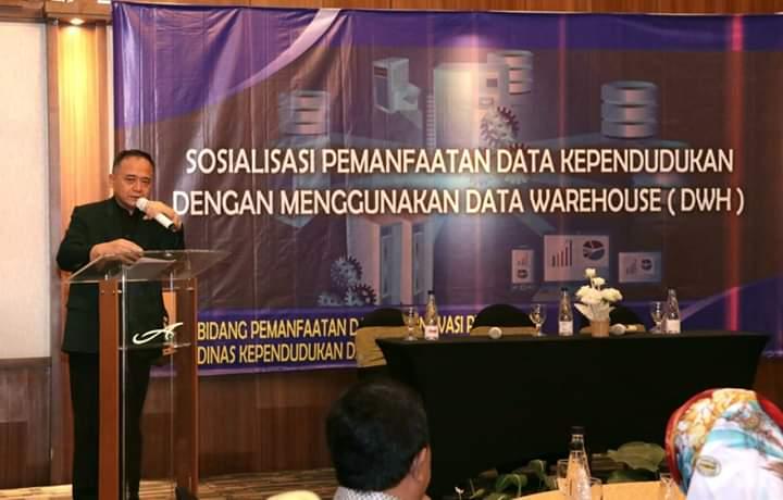 Iyos Somantri Soroti Pentingnya Data Kependudukan dan Optimalisasi Layanan Publik