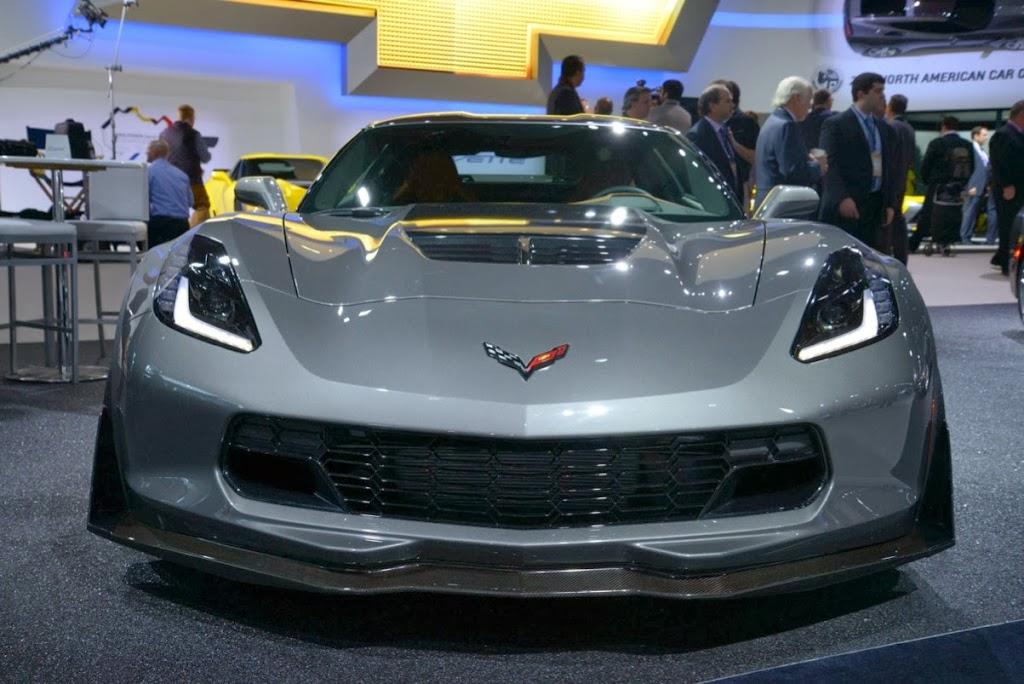 2015 Chevrolet Corvette Z06 5