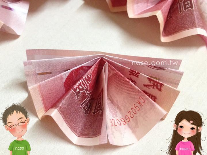 【naso自製花圈】畢業典禮學生最愛的花圈-錢錢圈(money花圈)