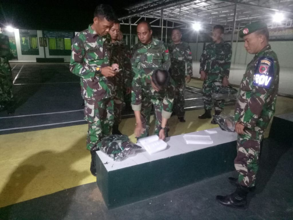 ADA APA, PASKHAS TNI-AU DATANG DI SOPPENG