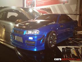 Nissan R34 Model