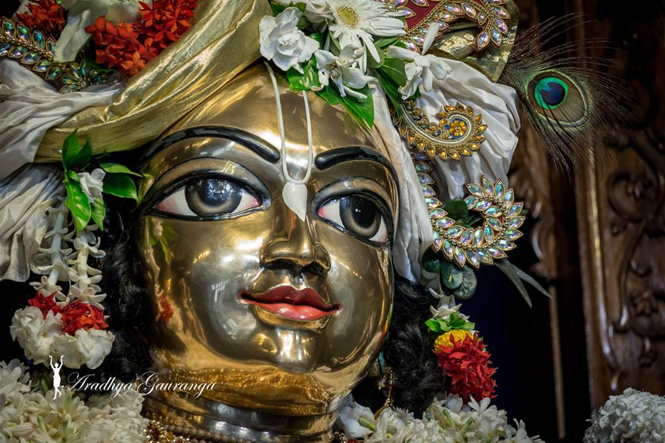 ISKCON Mayapur  Deity Darshan 22 July 2016 (30)