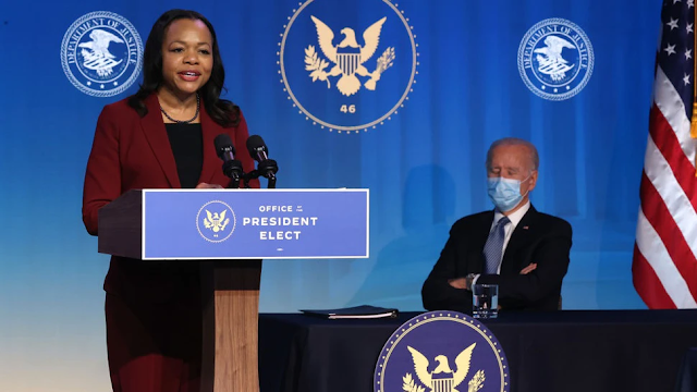 Biden's DOJ Nominee Repeatedly Posted Misinformation About Breonna Taylor's Death On Social Media
