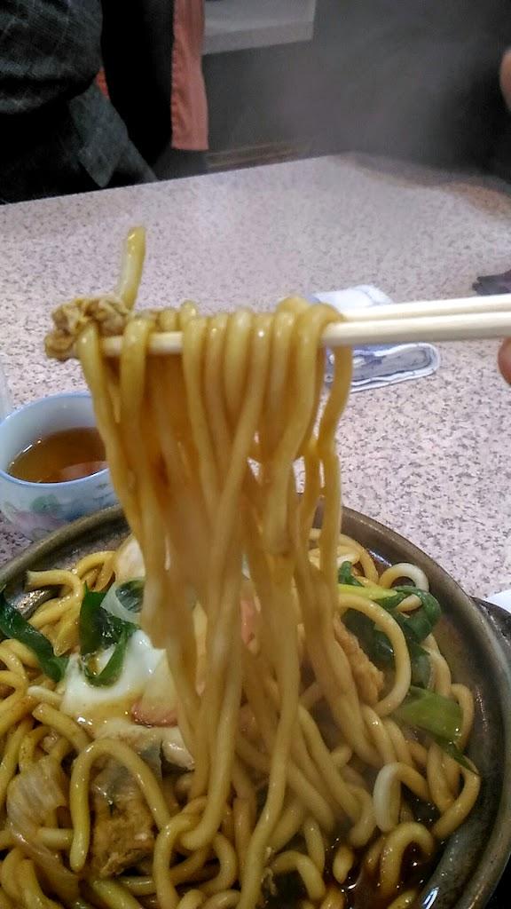 新栄 吉野屋 親子入り味噌煮込み 麺