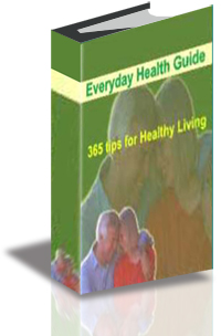 Health Tips: 365 Tips for Healthy Living