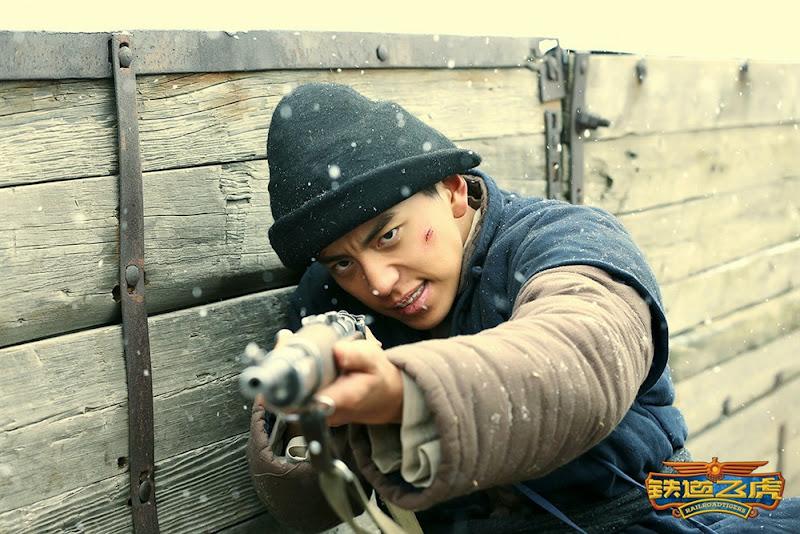 Railroad Tigers  China / Hong Kong Movie