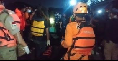 Jasad Rafi Ardika Ditemukan Tersangkut di Pintu Air Sipon Kota Bekasi