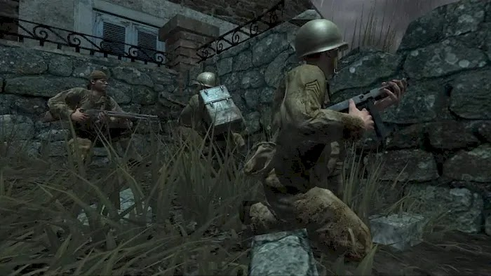 Game Sequence Call of Duty 3