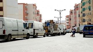 Alger: Revoilà les embouteillages !