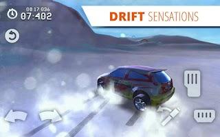 Screenshot of Rally Driver Alaska