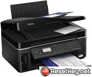 Reset Epson BX600FW printer Waste Ink Pads Counter