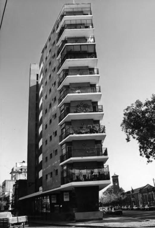 Los 60 en la arquitectura argentina skyscrapercity for Arquitectura rosario