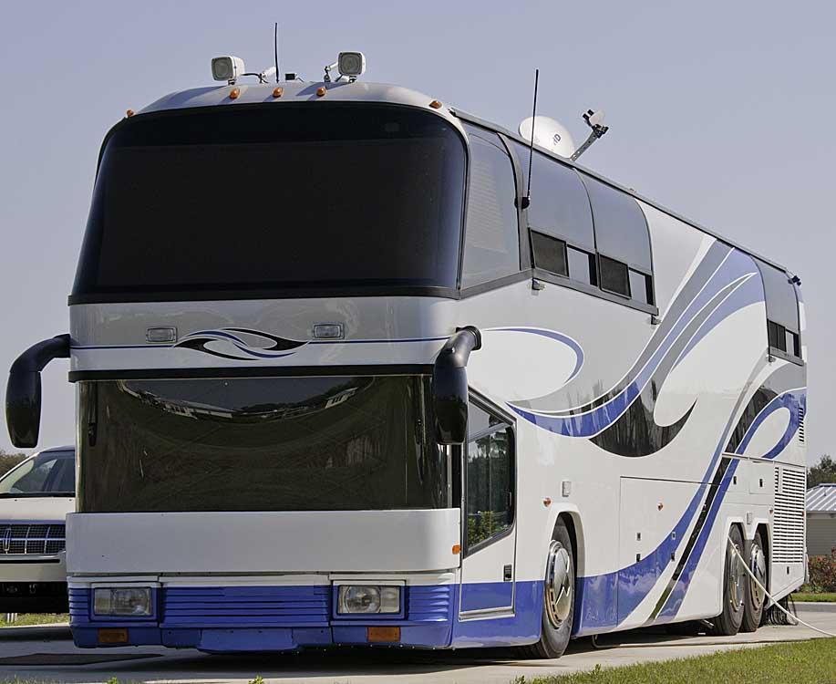 Happenings at florida grande stranger in the camp for Florida grande motor coach resort