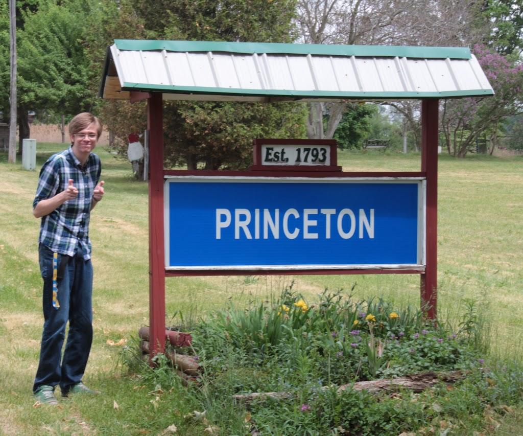 Jaymes In Princeton
