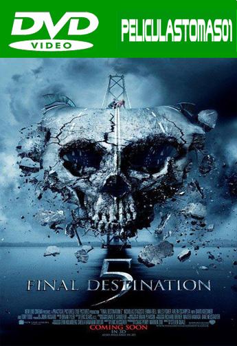 Destino Final 5 (Final Destination 5) (2011) DVDRip