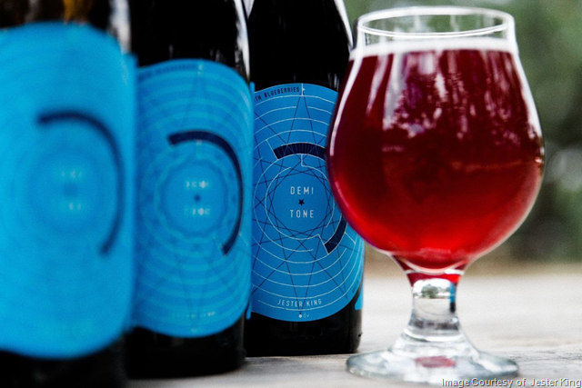 Jester King Releasing Demitone Blend 2 On 6/1
