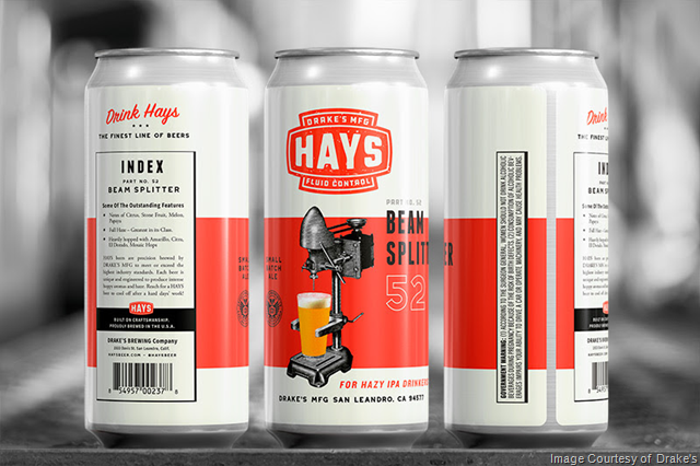Drake's Announces HAYS: A New Series of Hazy IPAs in Cans