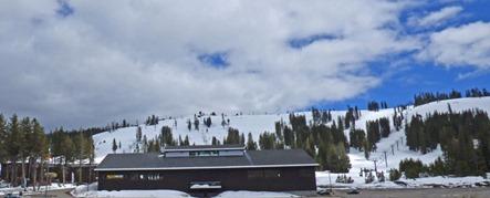 Boreal Ridge Ski Resort