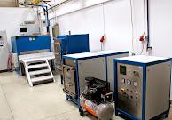 Zestaw pieców laboratoryjnych do obróbki cieplnej i odlewania odśrodkowego tytanu.jpg
