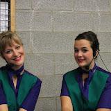 De stewardessen