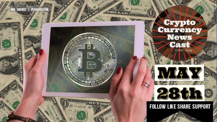 Crypto News Cast May 28th 2021 ?