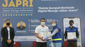Peringatan Hari Lingkungan Hidup Ridwan Kamil Ajak Kepala Daerah dan Masyarakat Jaga Alam