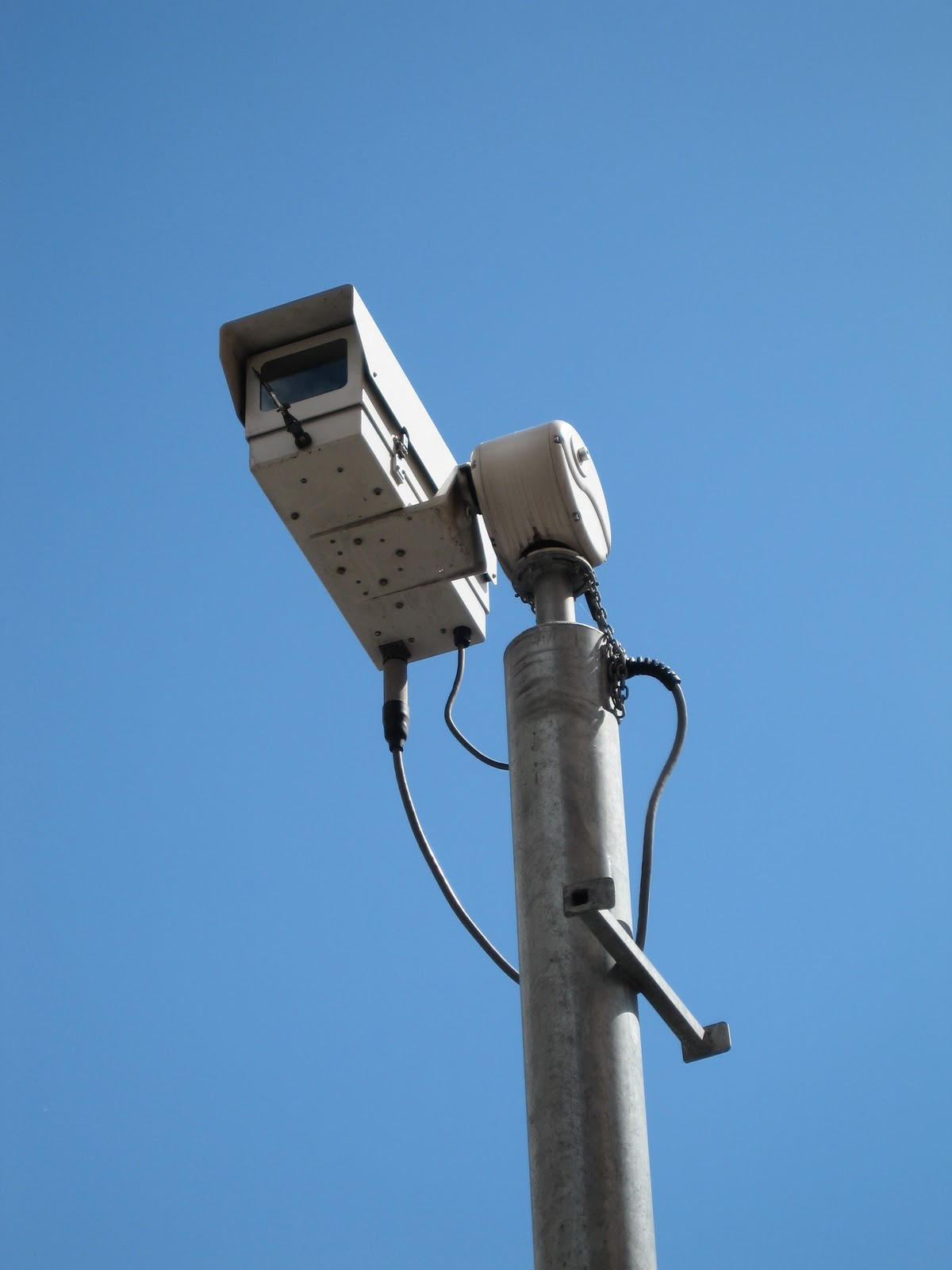 Stand Up For Stockwell New Cctv Camera Installed On