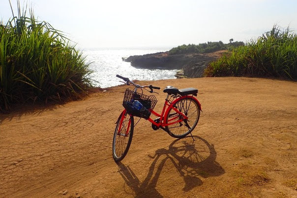 Nusa Lembongan – Cycling