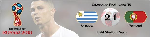 049 - uruguai 2-1 portugal