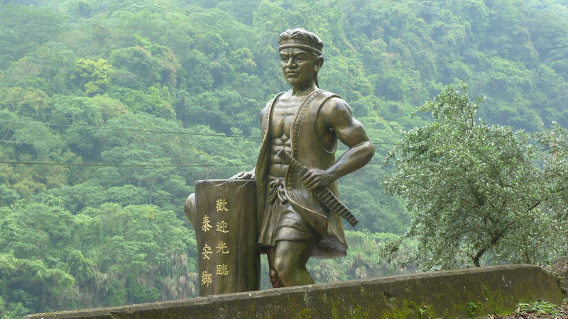 TAIWAN  Miaoli county,proche de Taufen - P1130193.JPG
