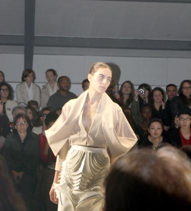steffie christiaens runway collection paris fashion week spring summer 2013