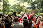 Optreden Oeganda 2013