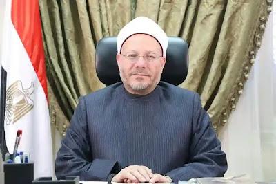 المفتي شوقي علام يعتبر الإخوان جماعة إرهابية والانتماء لها حرام شرعا
