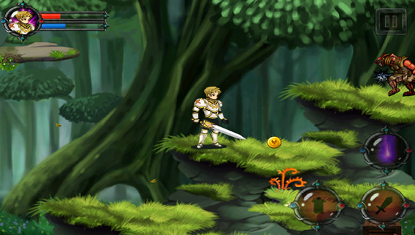 Demon Hunter của Divmob đã có mặt trên Google Play 3
