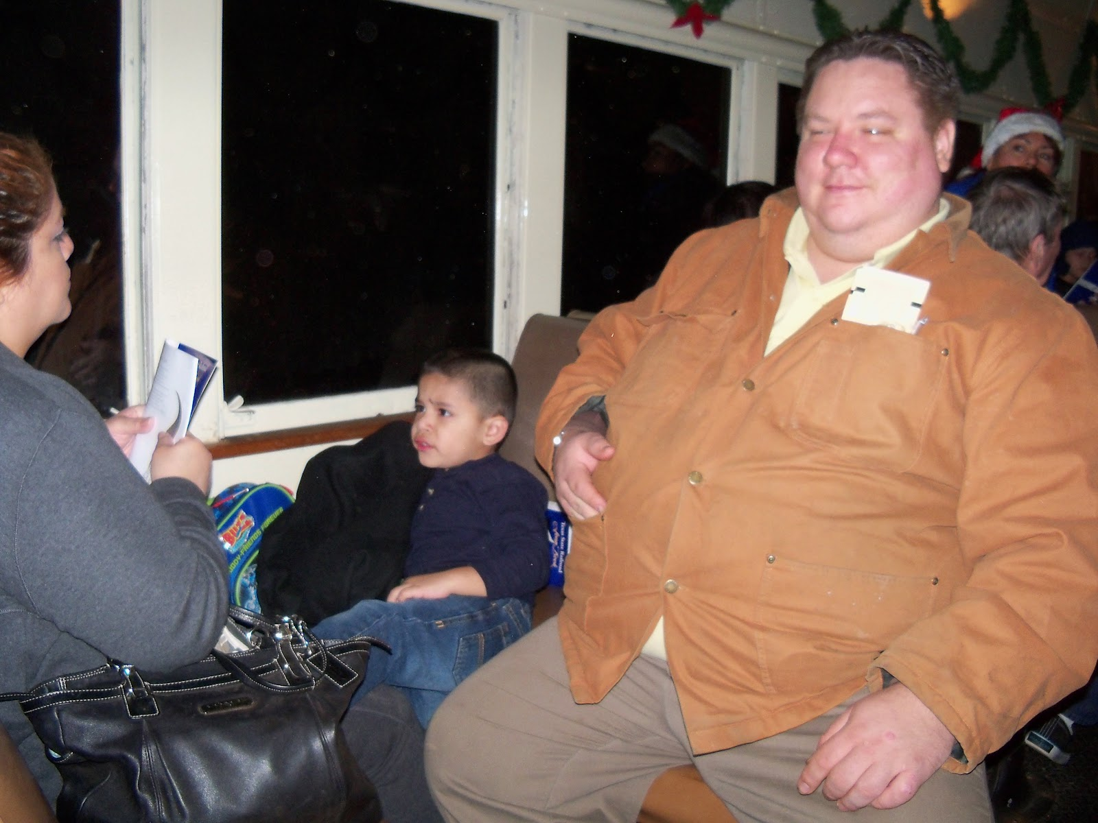 Polar Express Christmas Train 2010 - 100_6310.JPG